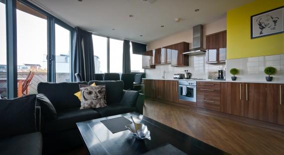 city centre apartments sleep liverpool