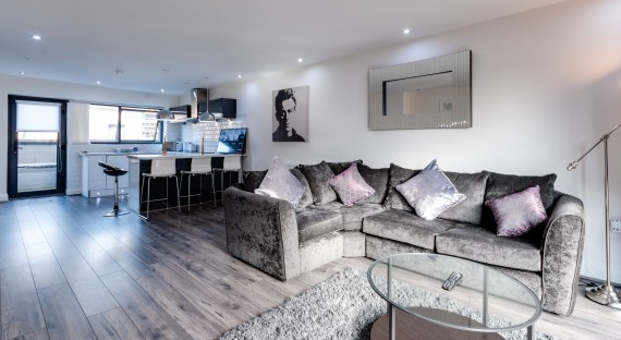 Luxury City Centre Apartments - Sleep Liverpool
